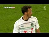 Товарищеский матч 2012 / Ганновер (Германия) - Манчестер Юнайтед (Англия) 2 тайм.